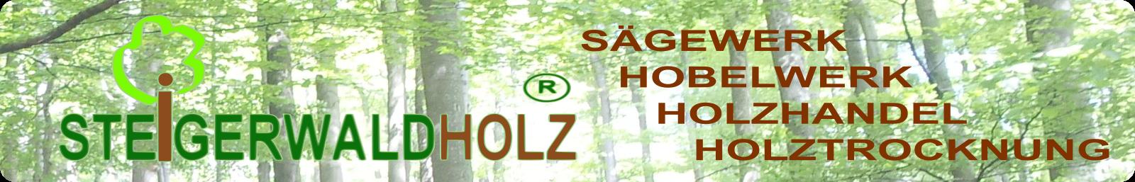 Steigerwaldholz-Logo