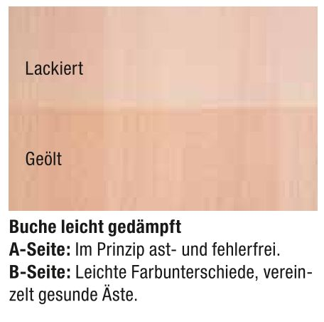 steigerwaldholz buche leicht ged mpft massivholzplatte 26mm. Black Bedroom Furniture Sets. Home Design Ideas